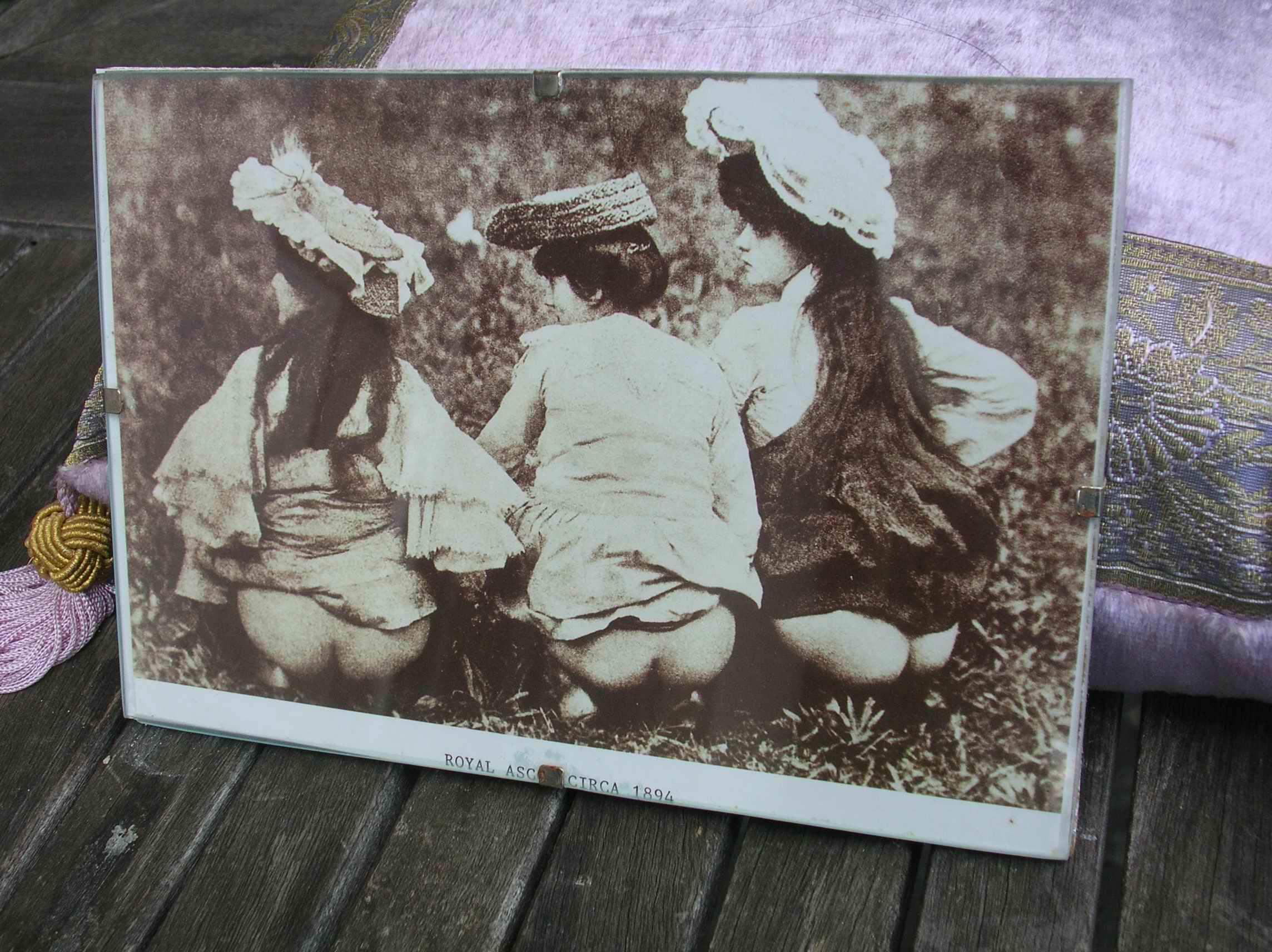 Photographies érotiques du début du siècle dernier | Le Cabinet de Curiosités de Madeleine Miranda