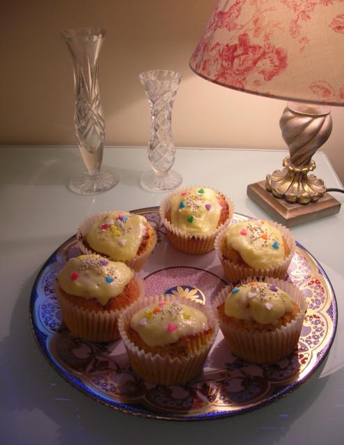 carrot cupcakes le cabinet de curiosit 233 s de madeleine miranda