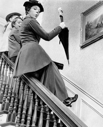 Häufig Mary Poppins et ses Bottines Victoriennes | Le Cabinet de  FY09