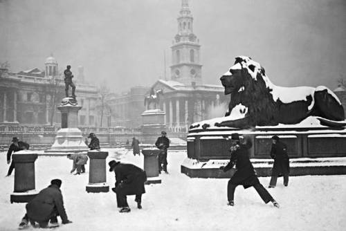 London+snow 2