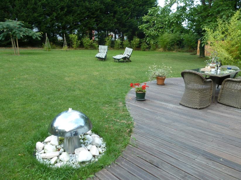 D co maison simple jardin 58 nanterre plan maison for Decoration jardin simple