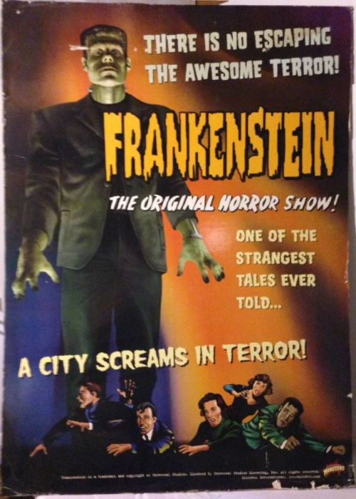 Frankenstein-Movie-Poster