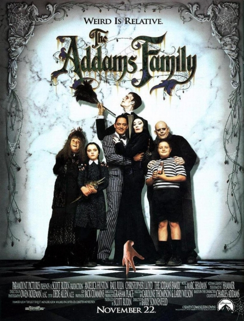 The-Addams-Family-Poster