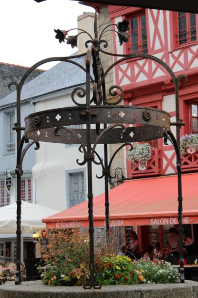 Josselin Ville Bretagne