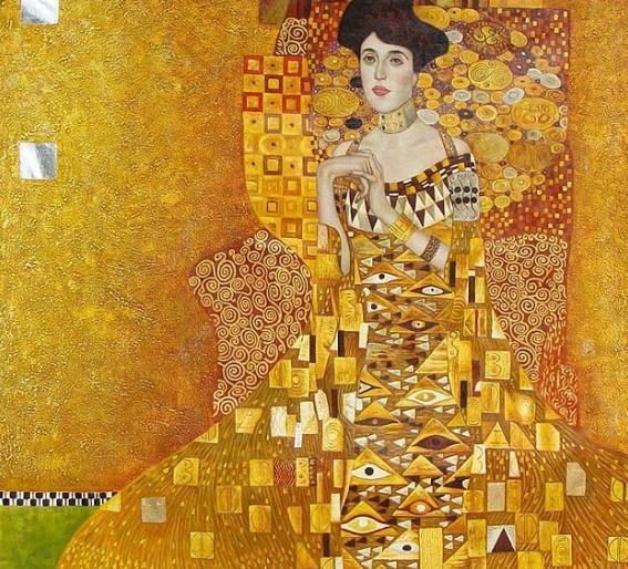 La Femme au Tableau | Le Cabinet de Curiosités de Madeleine Miranda
