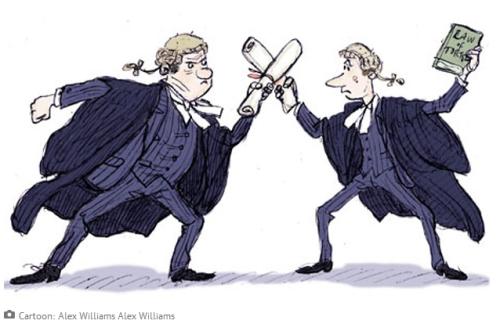 Comment devenir solicitor le cabinet de curiosit s de - Comment cuisiner un avocat ...